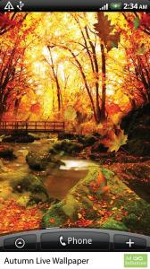 Autumn Live Wallpaper [Full]