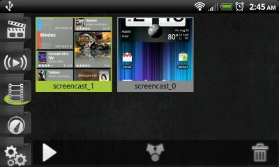 Screencast Video Recorder