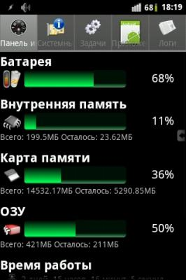 Android System Info [rus]