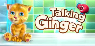 Говорящий Рыжик / Talking Ginger [rus]