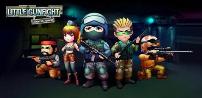 Little Gunfight: Counter-terror HD