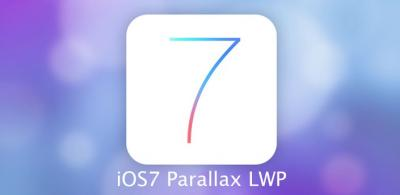 iOS7 Parallax Live Wallpaper