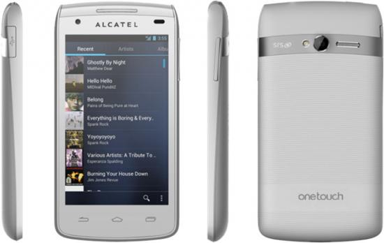 Получить Root права на Alcatel One Touch 992D