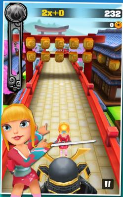 Adventures in East – Ninja Run
