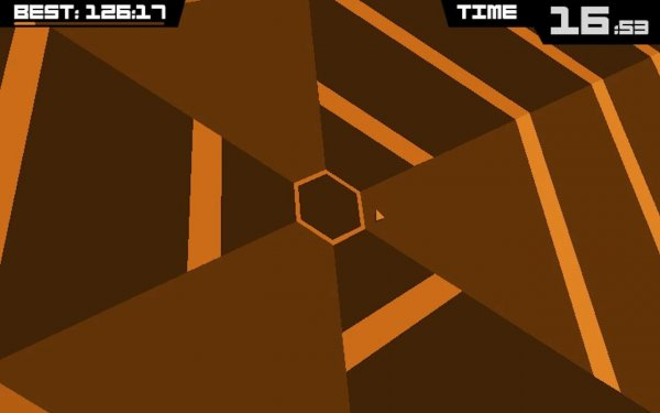 Super Hexagon (Супер Гексагон)