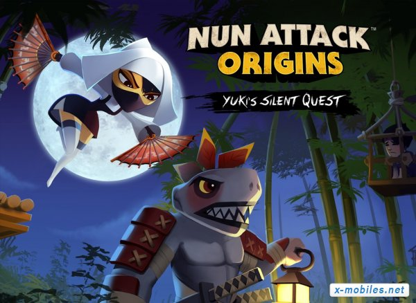 Nun Attack Origins: Yuki