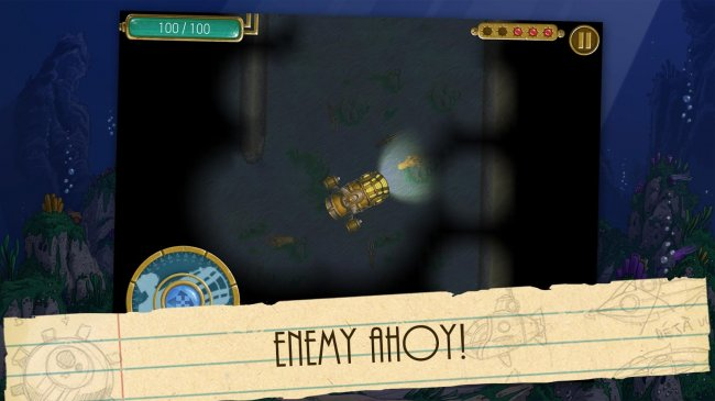 Echoes: Deep-sea Exploration