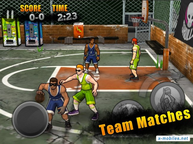 Jam City Basketball