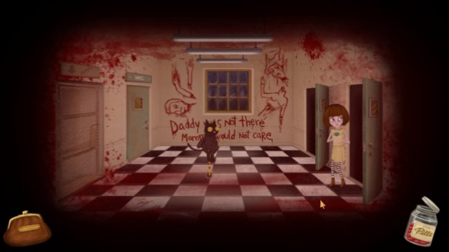 Fran Bow (Chapter) 1