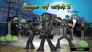 Anger of Stick 5 (action)