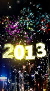 NewYear3D Live Wallpaper