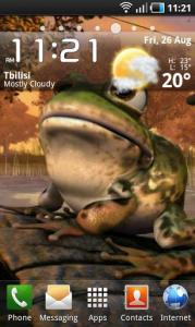 3D Animated Toad LWP [full]